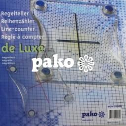 Органайзер-подставка для схем с магнитным транспортиром Pako 749-400