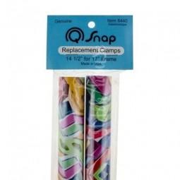 Цветные зажимы для Q-Snap 17 x 17