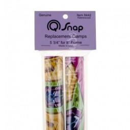 Цветные зажимы для Q-Snap 8 x 8