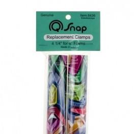 Цветные зажимы для Q-Snap 6 x 6