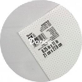 Пластикова канва Darice 14 ct (біла)