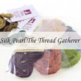Нити шелковые Silk Pearl The Thread Gatherer