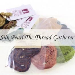 Нитки шовкові Silken Pearl The Thread Gatherer