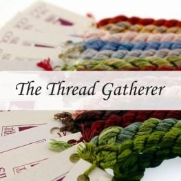 Нитки шовкові The Thread Gatherer