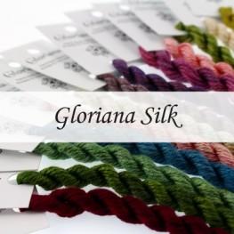 Нитки шовкові Gloriana Silk