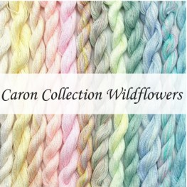 Нити Caron Collection Wildflowers