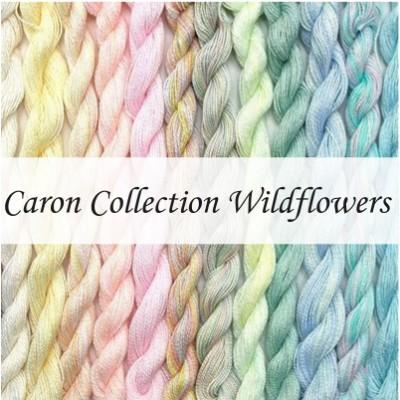 Нити Caron Collection Wildflowers