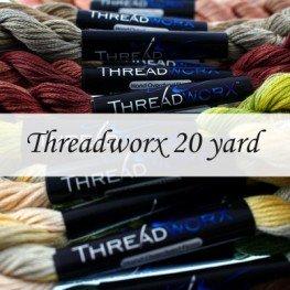 Нитки Threadworx 20 yard
