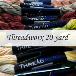Нити Threadworx 20 yard