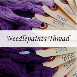 Нити Needlepaints Thread