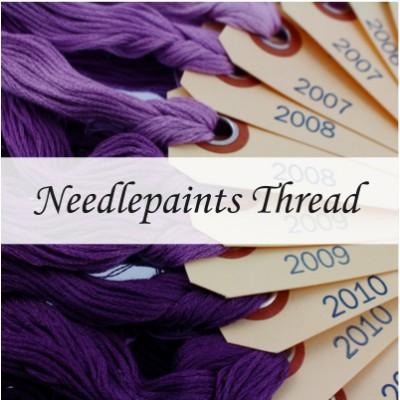 Нити Needlepaints Thread
