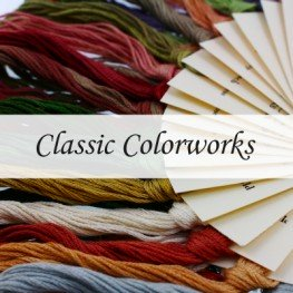 Нити Classic Colorworks (Crescent Colours)