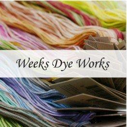 Нитки Weeks Dye Works
