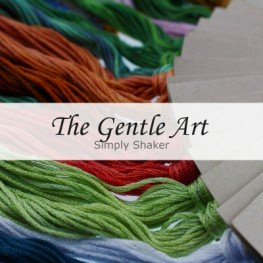 Нити The Gentle Art Simply Shaker