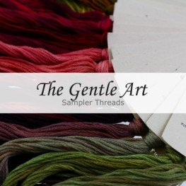 Нити The Gentle Art Sampler Threads
