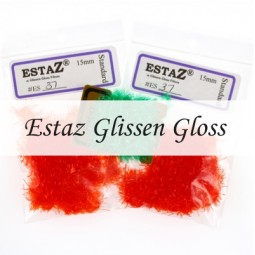 Металлизированные нити Estaz Glissen Gloss