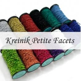 Металлизированные нити Kreinik Petite Facets