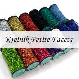 Металізовані нитки Kreinik Petite Facets