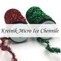 Металлизированные нити Kreinik Micro-ice Chenille