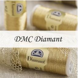 Металлизированные нити DMC Diamant арт. 380
