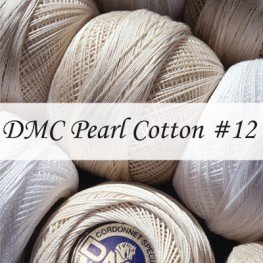 Нити DMC Pearl Cotton #12 арт. 116