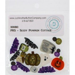 Пуговицы Seedy Pumpkin Cottage Just Another Button Company