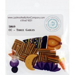 Ґудзики Three Gables Just Another Button Company