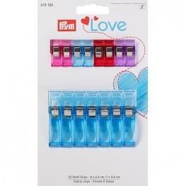 Кліпси для тканини Prym Love 610182
