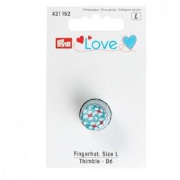Наперсток металлический Prym Love размер L 431152