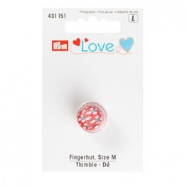 Наперсток металлический Prym Love размер M 431151