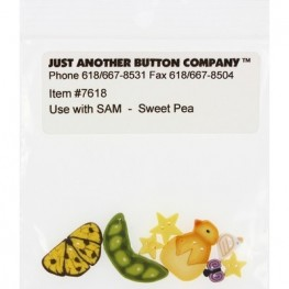 Пуговицы 7618 Sweet Pea Just Another Button Company