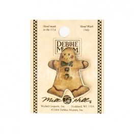 Ґудзик Gingerbread Man Mill Hill 43093