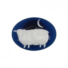 Магнит для игл Sheep at Night Kelmscott Designs