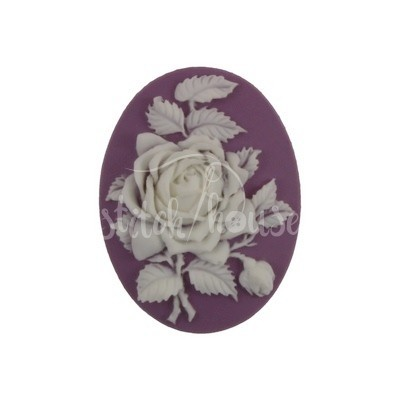 Магнит для игл Rose on Lilac Kelmscott Designs