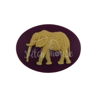 Магнит для игл Paisley Elephant Kelmscott Designs