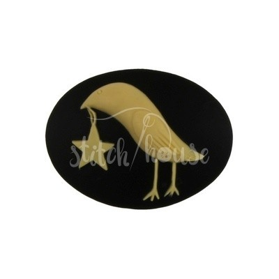 Магнит для игл Folkart Crow with Star Kelmscott Designs