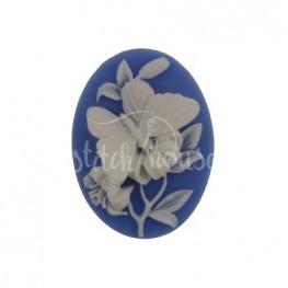 Магнит для игл Butterfly on Blue Kelmscott Designs