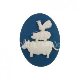 Магнит для игл Barnyard Party Kelmscott Designs