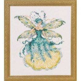 Схема March Aquamarine Fairy Mirabilia MD159