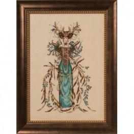 Схема Cathedral Woods Goddess Mirabilia MD164