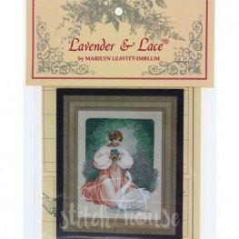 Схема Lady Claire Lavender and Lace LL45