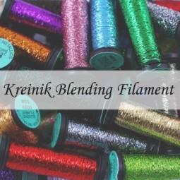 Металлизированные нити Kreinik Blending Filament