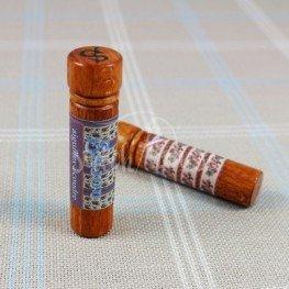 Футляр деревянный для игл Sajou