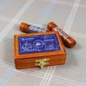 Шкатулка деревянная для хранения игл Sajou