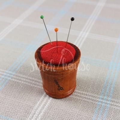 Игольница деревянная Red Linen Sajou