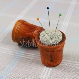 Игольница деревянная Natural Linen Sajou