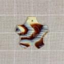 Бобинка для мулине Sajou роговая кость