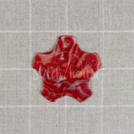 Бобинка для мулине Sajou красный оникс