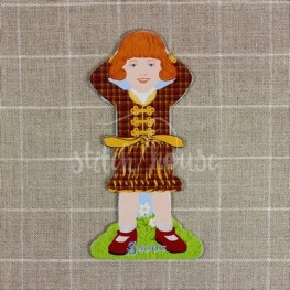 Бобінка для муліне Catherine (Famille 2) Sajou