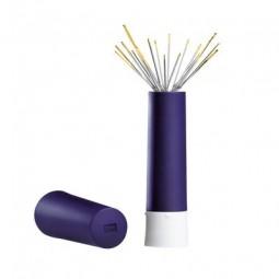 Вращающаяся игольница Twister Violet Prym 610291